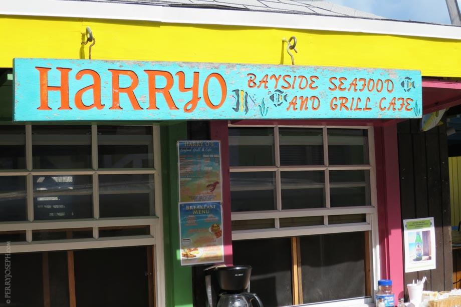Harry O Restaurant Bayside