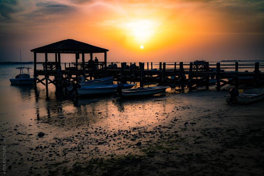 Fishermens' Boat Dock