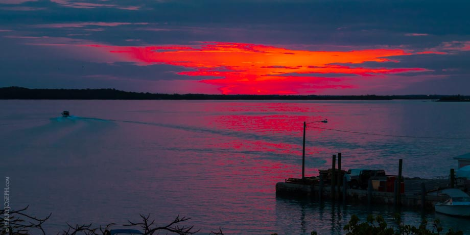 Good Night Harbour Island