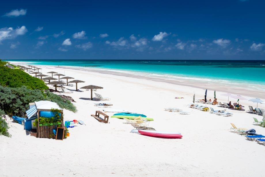 Corals Sands Beach