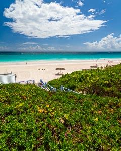Harbour Island's Pink Sands Resort Beachfront