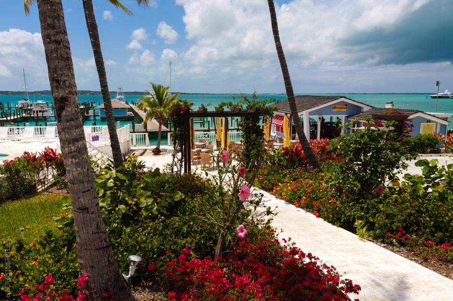 Sunset Restaurant Romora Bay Resort