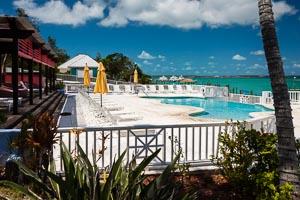 Pool at Romora Bay Resort