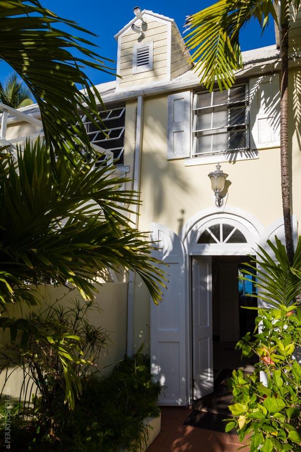 Runaway Hill Inn Front Door