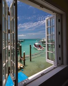View of Vanlentines Marina