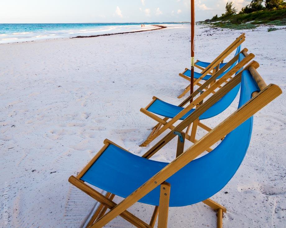 Classic Beach Scenery