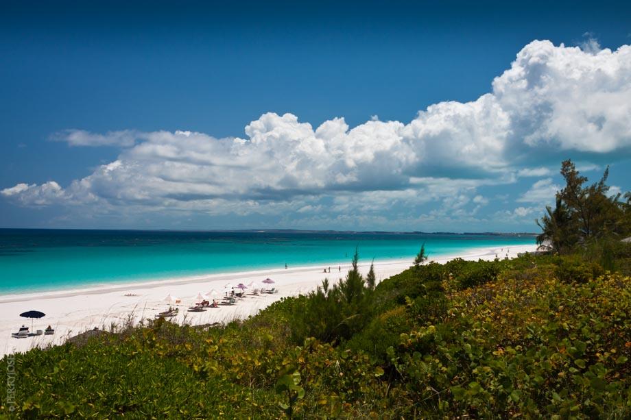 Harbour Island Bahamas Beachfront